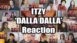 Download ITZY ″달라달라(DALLA DALLA)″ M/V TEASER ″Reaction Mashup″ Video