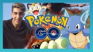 ZOVEEL GOEDE POKEMON EN EIEREN! - Pokemon GO