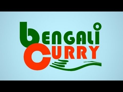 Bengali Curry (Indian Recipes) - New Channel Intro