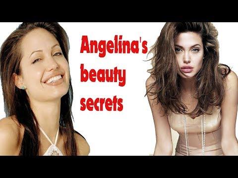 Angelina's beauty secrets  || Most beautiful woman in the world
