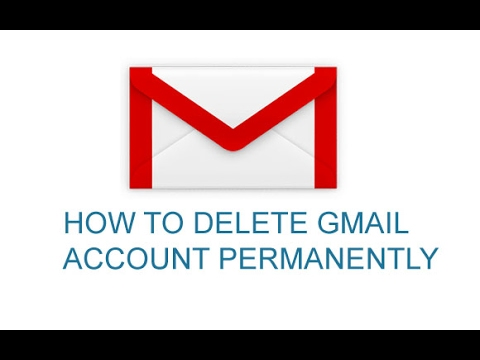 How to Delete Your Gmail Account Permanently? Gmail AC  ko kaise band kare - Hindi Tutorial 2017