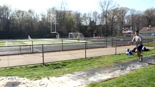 Bounding Drills - Long Jump/ Triple Jump @ Lec