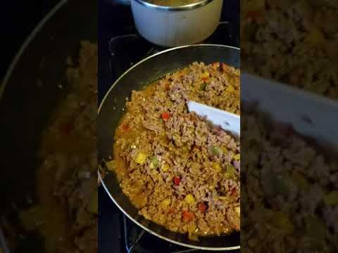 Haitian beef patties