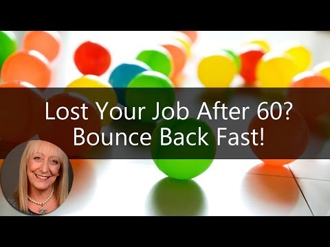 Lost Your Job After 60? Here's How to Bounce Back Fast | Sixty and Me Articles