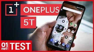 Test du OnePlus 5T : le rapport qualité/prix imbattable de cette fin d