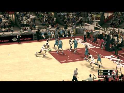 THE UNSTOPPABLE MICHAEL JORDAN NBA 2K12