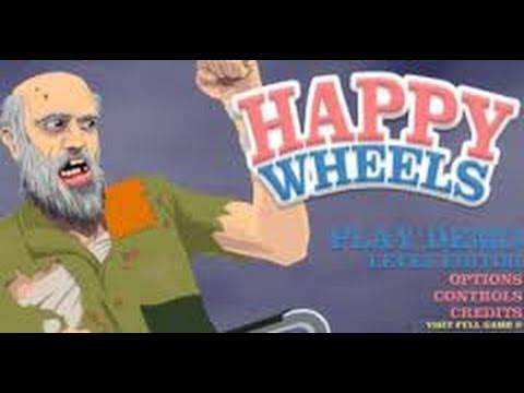 Happy Wheels: Billy and Bobby Roll Out