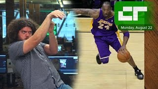 Kobe Bryant gets into the VC game | Crunch Report
