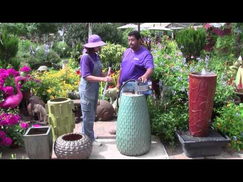 How to Install a Custom Water Feature