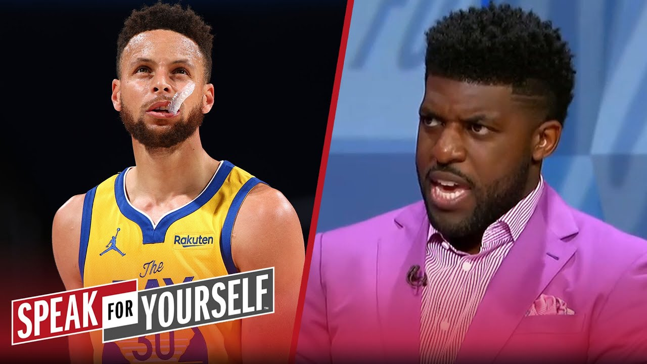 Steph Curry's greatness is drastically underappreciated — Emmanuel Acho | NBA | SPEAK FOR YOURSELF