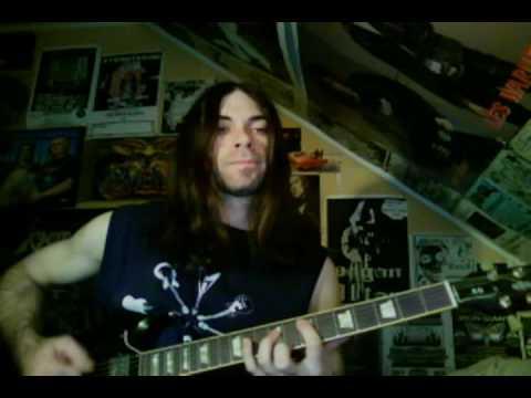 Fight the Fire on rythmn guitar