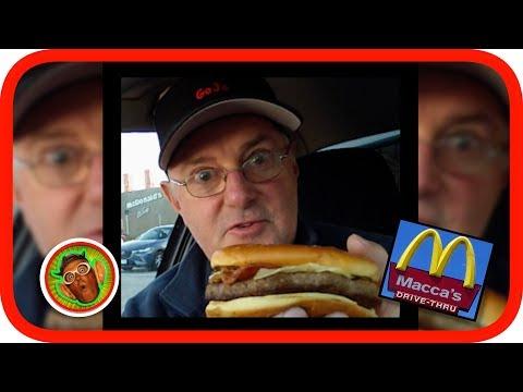 McDonalds Classic Angus Burger Review | FAIL