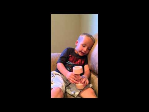 An Interview with Kaiden - A normal child with Cystic Fibrosis