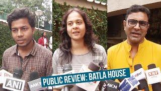 Public review of John Abraham-starrer 'Batla House'