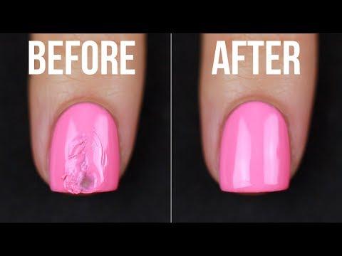 How to FIX Smudged Nail Polish (5 ways!!)    KELLI MARISSA