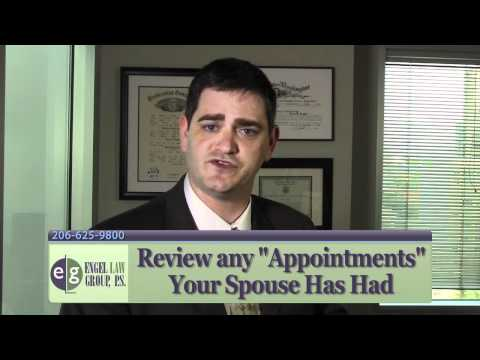 My Spouse is having an Affair - What do I do? Seattle Divorce Lawyer Eric Engel Discusses