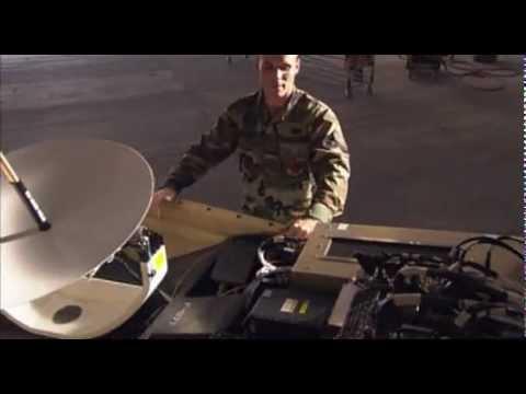 Inside the Predator UAV