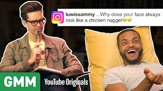 Hater Comment Therapy ft King Bach