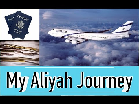My Aliyah Journey #1 - Paperwork