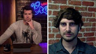 FREE SPEECH DEBATE: Crowder vs. TechCrunch's Josh Constine | Louder With Crowder