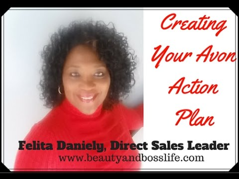 Creating Your Avon Action Plan