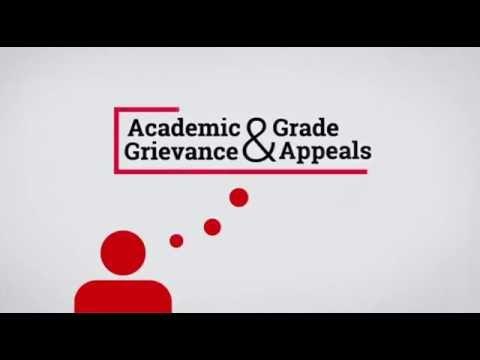 Academic Grievance & Grade Appeals