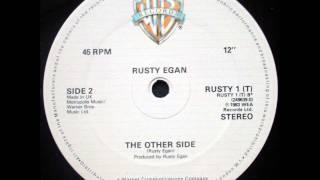 Rusty Egan - The Other Side (1983 Warner Music UK Ltd.)