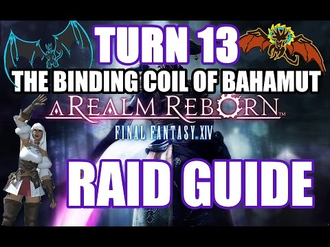 The Final Coil of Bahamut - Turn 4 Raid Guide