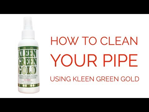 Cleaning Your Pipe the Natural Way