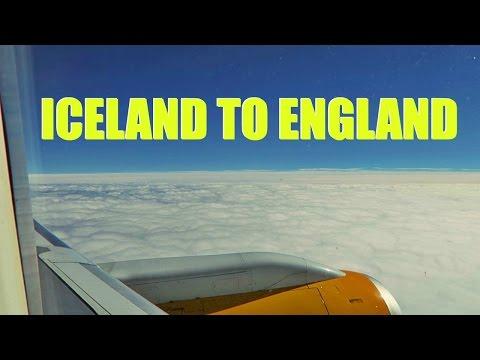 ICELANDAIR FLIGHT REVIEW! Daily Travel Vlog 196