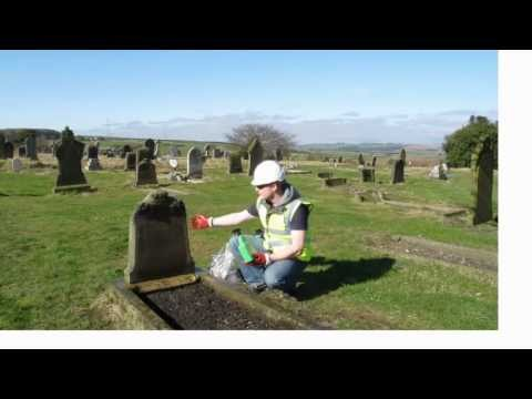 grave cleaning