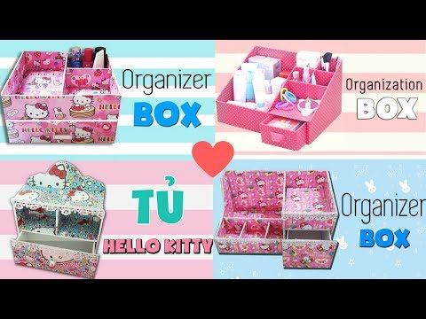 4 DIY Makeup Storage and Organization that you have to try!!!