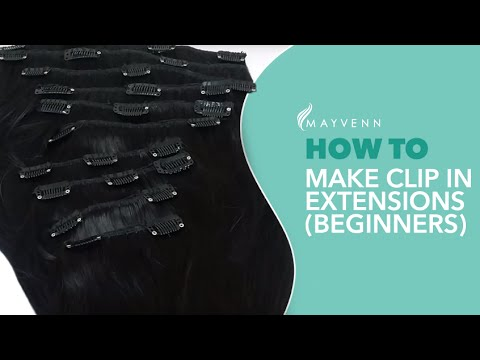 How to: Make Clip in Extensions (Beginners)