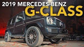 2019 Mercedes-Benz G-Class First Look - 2018 Detroit Auto Show