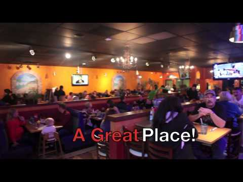 Cabo's Mexican Cantina and bar in Charlotte
