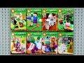 LEGO Minecraft My World Minifigures knock off Sheng Yuan SY691