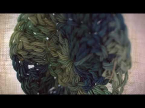 How to Make Custom Crochet Draperies