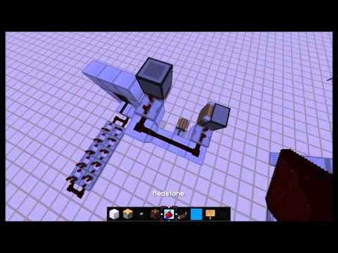 How to make a spin wheel in minecraft 1 8