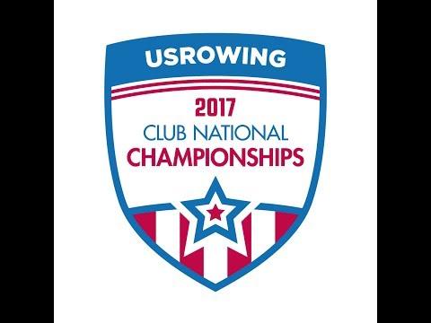 2017 USRowing Club Nationals - Sunday Finals