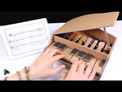 How to Build Amazing Toy Piano