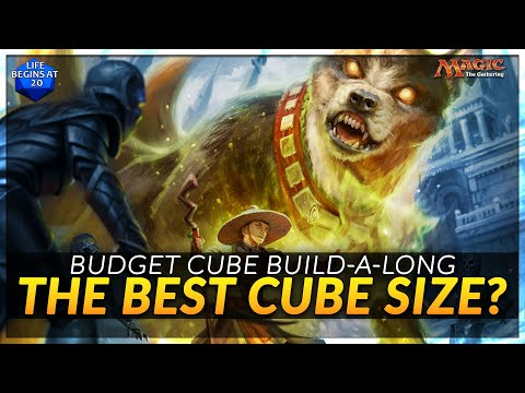 What Size Should YOUR Cube Be? MTG Cube Building Tips