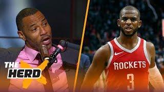 Kenyon Martin on why NBA players don