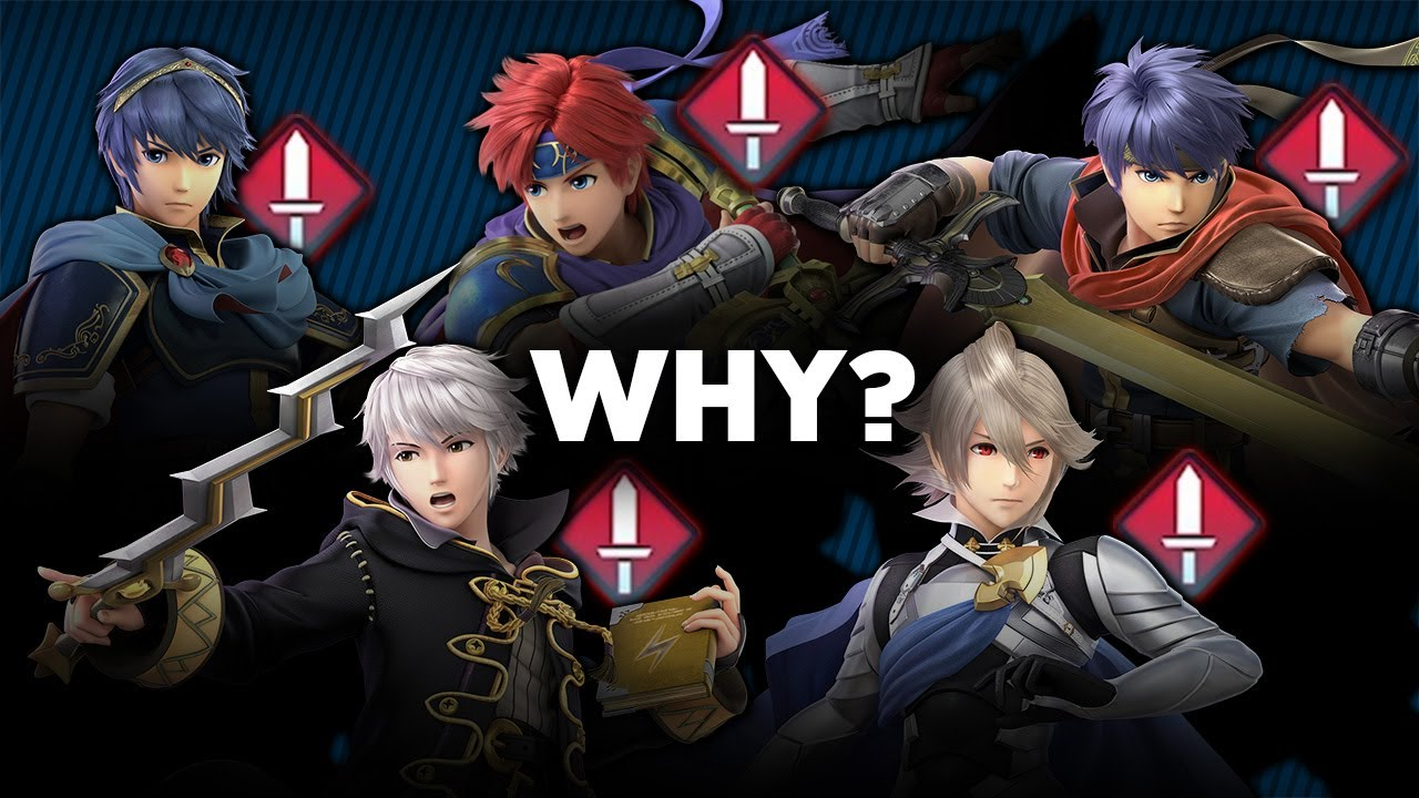 The Real Problem with Fire Emblem in Smash Bros.