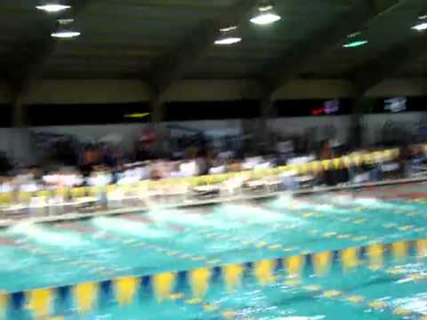 High School State Swimming Finals Ian Apple 50 FREE   Computer