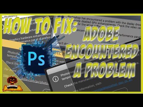 Adobe Photoshop Crashing??   Photoshop CS6 GPU Fix Tutorial & What to try (Step by Step)