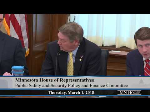 Public safety committee hears bill to expand background checks to private gun sales