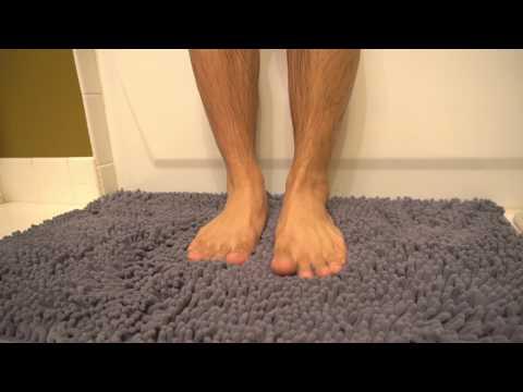 Vdomus Microfiber Shag Bath Mat Review