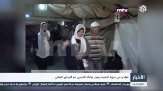 #x202b;التلفزيون العربي | قيادي في جبهة النصرة يعرض تبادلا للأسرى مع الجيش اللبناني#x202c;lrm;