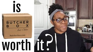 Get My Verdict On #ButcherBox Subscription | 1 Year Review Of Butcher Box Subscription