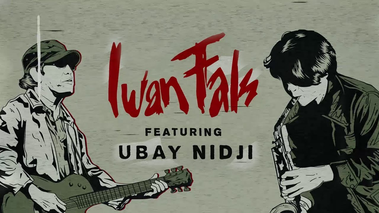 Iwan Fals feat. Ubay NIDJI - Aji Mumpung (Official Lyric Video)